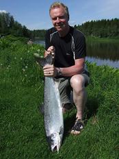 рыбалка в южной норвегии